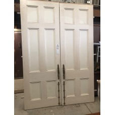 Double Entry Doors $695