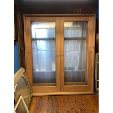 French doors $945