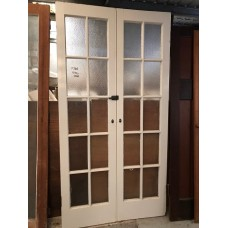 10 Light French Doors. $365
